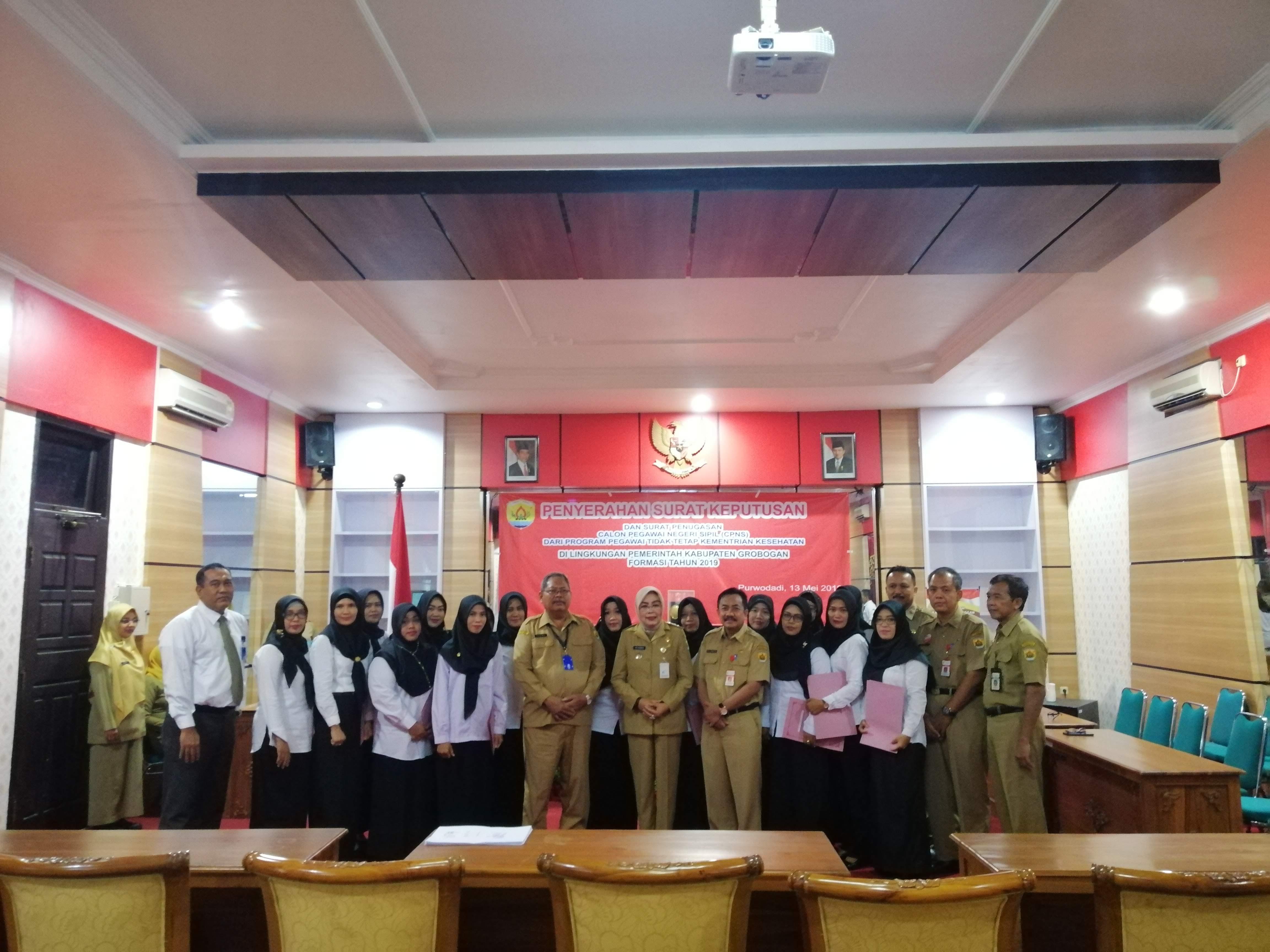 Home - Badan Kepegawaian Daerah Kabupaten Grobogan